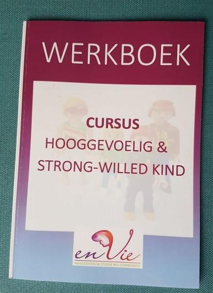 Werkboek Hooggevoelig Strong-willed
